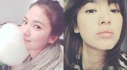 Khoảnh khắc đời thường vẫn đẹp nao lòng của Song Hye Kyo