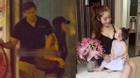 Xôn xao hình ảnh đầu tiên về bố của con gái Elly Trần?