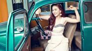 Học SNSD, Wonder Girls, Đinh Hương làm mới mình với phong cách retro