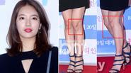 Bạn gái Lee Min Ho bị soi đôi chân tỳ vết
