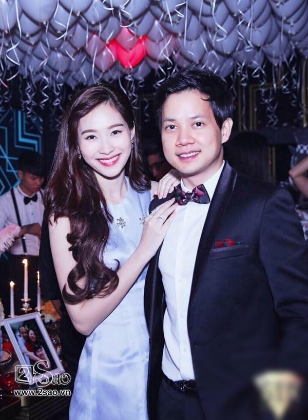 Chuyện tình đẹp lãng mạn của HH Đặng Thu Thảo - Trung Tín - Ảnh 1