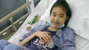 Sức khỏe của cô bé suy phổi, nặng 20 kg đang dần hồi phục