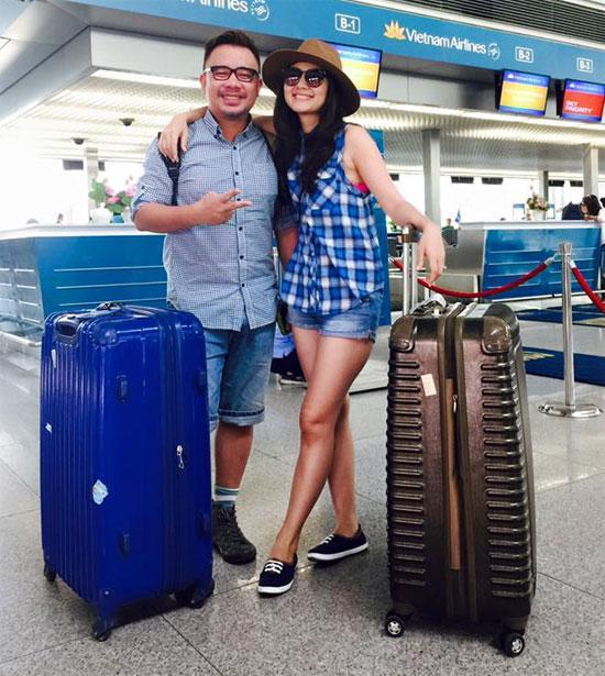 Diễn viên Ngọc Lan hoang mang, lo lắng vì bị kẹt ở Thái Lan - Ảnh 4