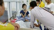 Sức khỏe thiếu nữ nặng 23kg vì biến chứng của bệnh lao phổi đang dần hồi phục