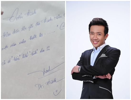 Soi chữ viết tay xấu - đẹp của sao Việt  - Ảnh 2