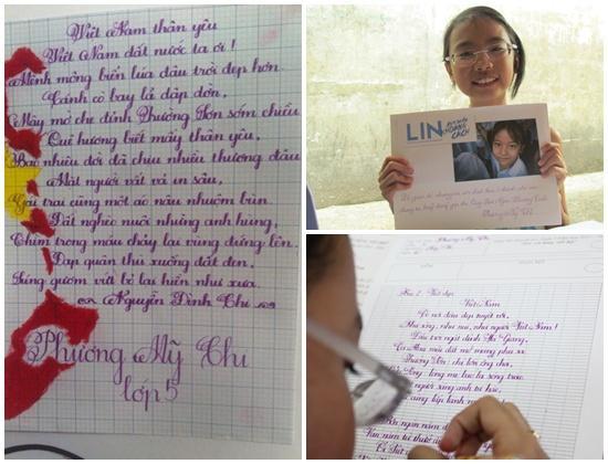Soi chữ viết tay xấu - đẹp của sao Việt  - Ảnh 1