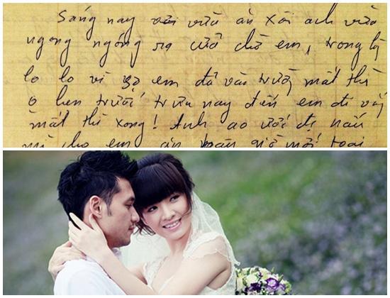 Soi chữ viết tay xấu - đẹp của sao Việt  - Ảnh 9