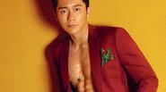 Bạn trai Phạm Băng Băng khoe thân nóng bỏng trên tạp chí
