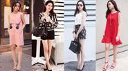 Diện đồ trẻ trung cho quý cô ngoài 30 như Lưu Hương Giang