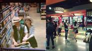 Angela Baby, Huỳnh Hiểu Minh đi chợ như vợ chồng son