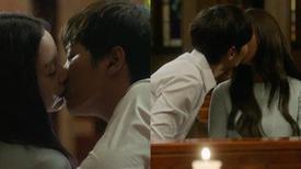 Nụ hôn đầu ngọt ngào của Kim Tae Hee và Joo Won