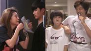 7 cặp đôi Hàn siêu hài hước, dễ thương