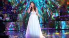 Ngọc Anh diện váy lộng lẫy như công chúa tại Bài Hát Việt