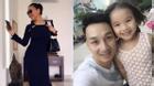 Facebook24h: Thành Trung vui vẻ bên con gái - Thu Minh nhắn tin