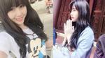 Dân mạng phát sốt với cô gái xinh xắn đi chùa trong lễ Vu Lan