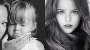 Ảnh thơ ấu dễ thương của mẫu nhí 9 tuổi đẹp nhất thế giới