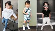 """3 cậu nhóc """"mắt hí"""" có phong cách thời trang yêu ngay từ cái nhìn đầu tiên"""