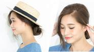 """Hướng dẫn làm 3 kiểu tóc đơn giản mà nữ tính """"chết người"""""""