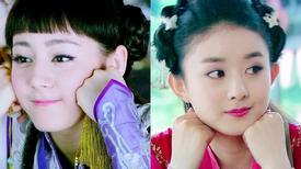 Mỹ nhân Hoa ngữ 'đụng hàng' phong cách: Ai đẹp hơn? (P.4)
