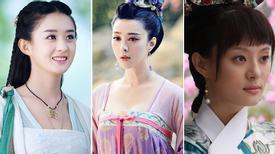 Hành trình từ ngây thơ đến sắc sảo của 3 mỹ nhân Hoa ngữ