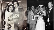 Ảnh cưới một thời ít ai biết của sao Việt
