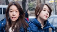 """Chàng trai Hàn Quốc """"cầu cứu"""" cư dân mạng sau khi nhìn thấy mặt mộc của bạn gái"""