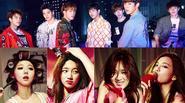 Cơn bão sao Hàn T-ara, Miss A, Infinite tiếp tục đổ bộ Việt Nam