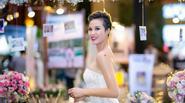 Không cần chú rể, Phương Mai chụp ảnh cưới một mình
