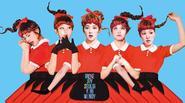 """Cơn bão Kpop tháng 9, Red Velvet """"đánh bại"""" CNBlue"""