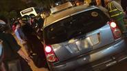 """Hà Nội: Nửa tiếng truy đuổi taxi """"điên"""" chạy với tốc độ kinh hoàng trên phố"""