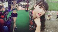 """Facebook 24h: Angela Phương Trinh khoe eo""""con kiến""""- Minh Hà làm thôn nữ trẻ trung"""