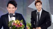 Lee Min Ho và Chung Hán Lương tỏa sáng tại Seoul Drama Awards