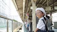 Trầm trồ trước sự độc lập của trẻ em Nhật Bản