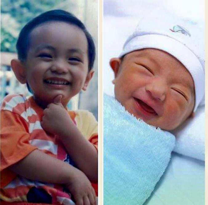 Phan Hiển - Khánh Thi hạnh phúc đưa con trai đi khám định kỳ  ảnh 8