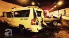 Đà Nẵng: Tai nạn liên hoàn trong hầm Hải Vân, nhiều người thoát chết