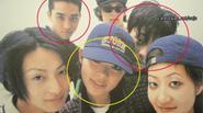 Ảnh cũ của Song Seung Hun và So Ji Sub gây chú ý
