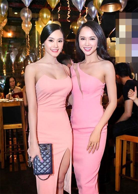 Sao Việt 'lên đời' nhan sắc với gam màu hồng pastel  ảnh 14