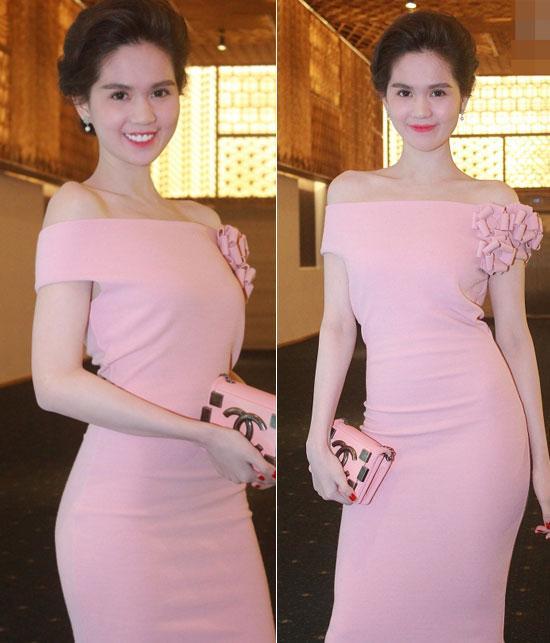Sao Việt 'lên đời' nhan sắc với gam màu hồng pastel  ảnh 10