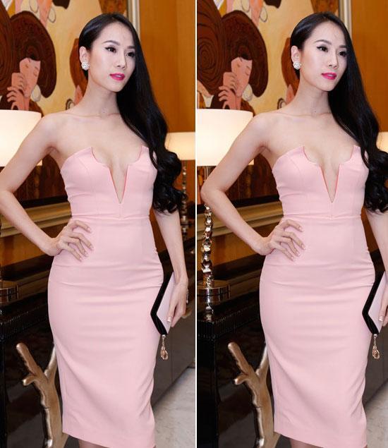 Sao Việt 'lên đời' nhan sắc với gam màu hồng pastel  ảnh 11