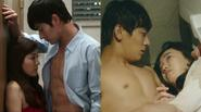 Cảnh quay 'nhạy cảm' của sao Hàn trong nhà tắm