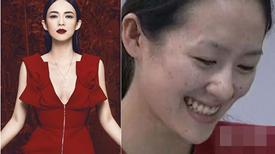 Làn da thật nhợt nhạt của loạt sao Hoa ngữ