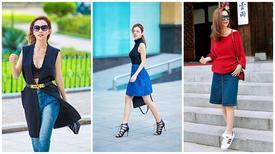 Jennifer Phạm cuốn hút với thời trang đường phố