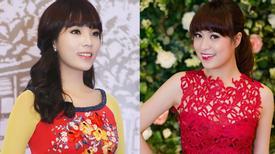 Sao Việt, người hợp - người lạc điệu với tóc mái bằng