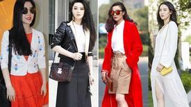 Style thu đẹp miễn chê của 10 mỹ nhân Hoa ngữ