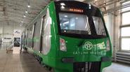 Lần đầu công bố những hình ảnh về mẫu tàu của tuyến đường sắt Cát Linh - Hà Đông