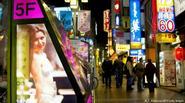 Mại dâm trá hình ở Nhật Bản: Mời chào bằng... trang phục học sinh