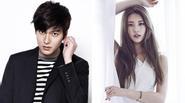 Công ty quản lý lên tiếng phủ nhận tin Lee Min Ho và Suzy chia tay