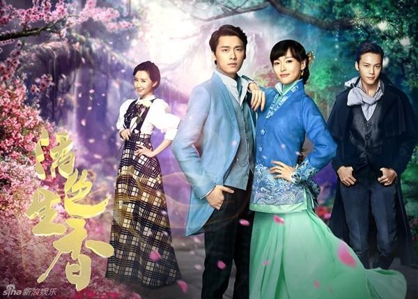 Khán giả Hoa ngữ phát ngán khi phim nào cũng gặp những bình hoa di động  - Ảnh 7
