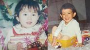 Loạt ảnh sao Việt thời tấm bé khiến bạn không thể không yêu