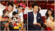Sao Việt háo hức đưa con đi xem lễ hội âm nhạc của Mickey